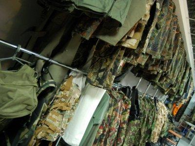 Военная форма НАТО, камуфляж и одежда милитари в Ангарске