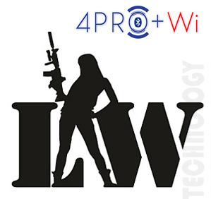 Беспроводное поколение LASERWAR 4PRO+Wi