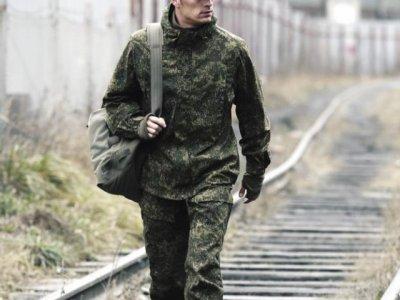 ВКБО -- Новейшее обмундирование российской армии